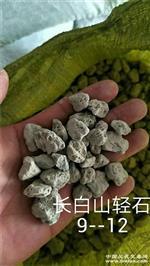 长白山轻石9--12毫米颗粒10升包邮